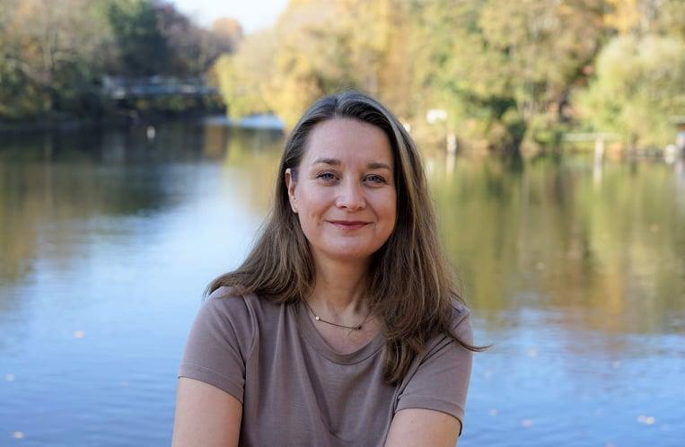 Tina Steckling in Neukölln